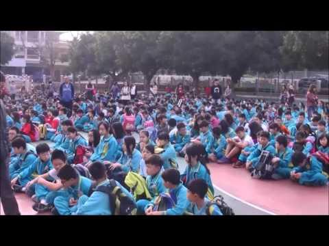龍峰國小105學年度第二學期防災演練影片