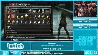 getlinkyoutube.com-SGDQ 2015 Dark Souls 2 2p1c