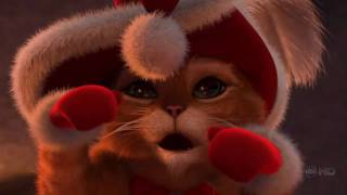getlinkyoutube.com-Merry Christmas from Puss in Boots