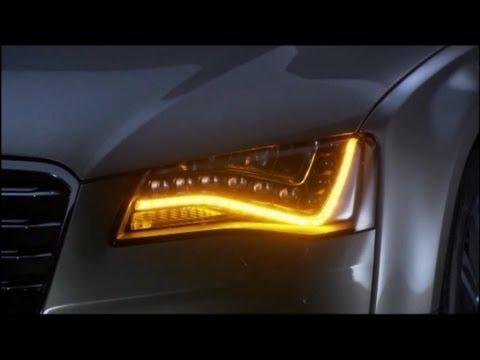 Светодиодные LED фары для Audi A8 Car led headlight and tail light
