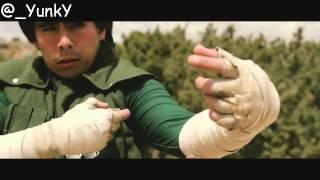 getlinkyoutube.com-Naruto Vs Rock Lee (Vida Real) Español HD