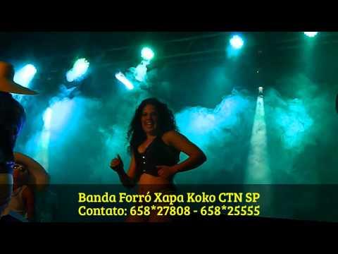 Banda Forró Xapa Koko CTN SP 26/07/2014