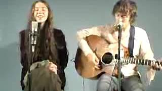 "getlinkyoutube.com-Lisa Hannigan & Damien Rice  ""Volcano"""