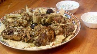 مطبخ الاكلات العراقيه  - الباچه العراقيه ---رمضان 6
