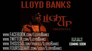 Lloyd banks - Light up (freestyle)