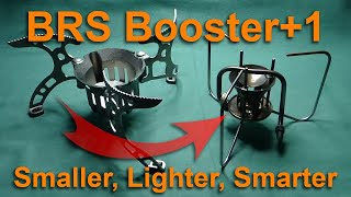 BRS 8 Booster+1 Multi-Fuel Stove Customisation
