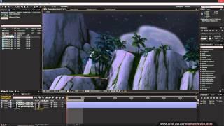 getlinkyoutube.com-► After Effects - Creating Depth in Landscapes