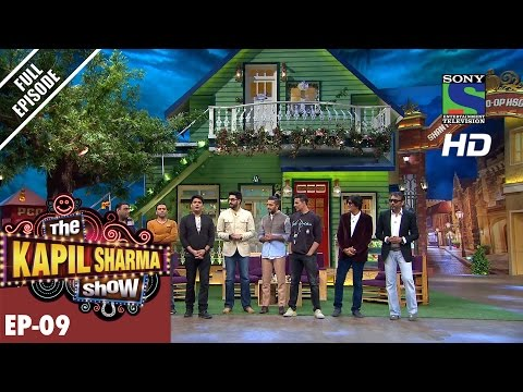 The Kapil Sharma Show - दी कपिल शर्मा शो-Episode 9-Housefull of Masti continues –21st May 2016