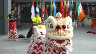 JK Wong KungFu Tai Chi Academy at the Dallas International Festival
