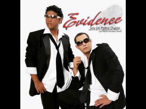 GRUPO EVIDENCE  -  Nuestro Amor  ( Bachata ) Gino Dj