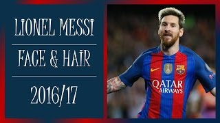 getlinkyoutube.com-PES 2013 | New face & hair • LIONEL MESSI  • 2016/17 • HD