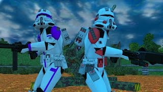 getlinkyoutube.com-Star Wars Battlefront 2 Mods - Designated Days: All Battle Spearhead