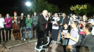 طوشه بين عصام عمر ورفعت الاسدي  وأشرف أبو الليل ال ابو علو ج2