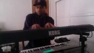 getlinkyoutube.com-@CurtisNelsonII Plays a Free Keyboard Neo Soul Style