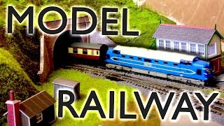 getlinkyoutube.com-How to build a model railway in 4 minutes!