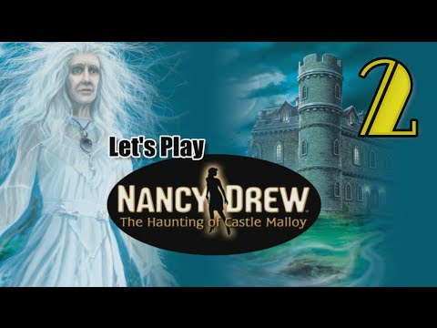 Nancy Drew 19: Haunting of Castle Malloy [02] w/YourGibs - NEVER ENDING HANOI TOWER PUZZLE