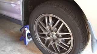 getlinkyoutube.com-How to Lift a Car onto Jack Stands - Explained