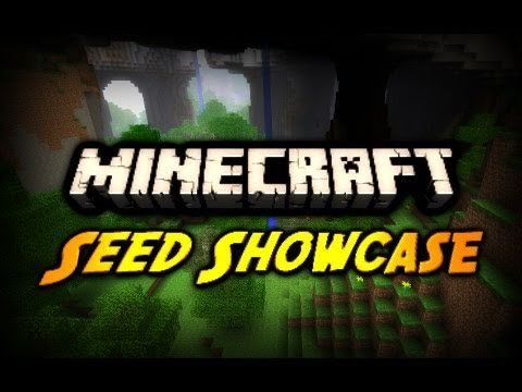 Minecraft Seeds - Double Seed Showcase!