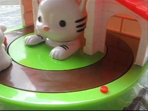 Alcancia de Gato y el Raton