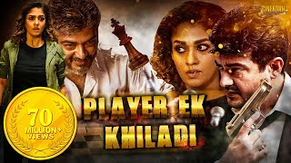 "getlinkyoutube.com-Arrambam Full Movie ""Player Ek Khiladi"" ᴴᴰ Hindi Dubbed Ft. Ajith Kumar & Tapsee Pannu"