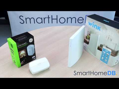 HOW-TO: Pair and Connect your Wink Hub 2 with a GE Smart Switch