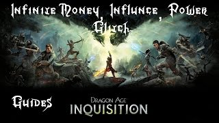 getlinkyoutube.com-Dragon Age Inquisition Guides: Infinite Money, Influence, and Power Glitch