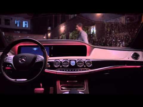 Mercedes Benz TV Visionary Statements Gorden Wagener