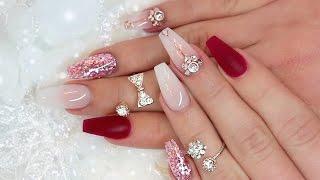 getlinkyoutube.com-Fashionable Nails - Transformation!