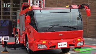 getlinkyoutube.com-DREHLEITER AUS JAPAN - [Interessante Funktionen] - MORITA Fahrzeugtechnik | [F]