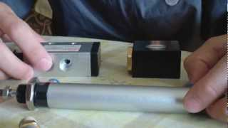 getlinkyoutube.com-How to make a semi-automatic airgun (version 2 part 1) 自制气枪