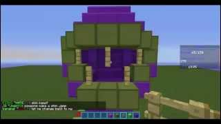 getlinkyoutube.com-Minecraft|Plants VS Zombies Chomper Tutorial