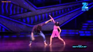 getlinkyoutube.com-Soumya and Raghav best performance!! Dance India Dance Little Masters 4th August 2012