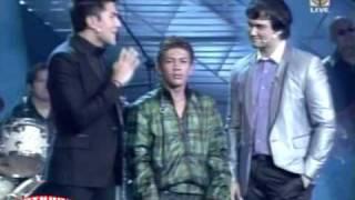 Jovit Baldivino sings Carrie - Pilipinas Got Talent Semi-Finals (5/1/2010) HQ