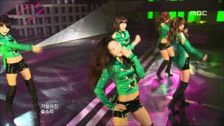 getlinkyoutube.com-After School - Bang, 애프터 스쿨 - 뱅, Music Core 20100515