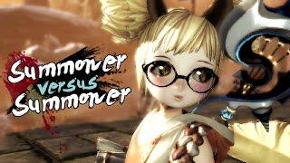 getlinkyoutube.com-Blade & Soul | Summoner vs Summoner pvp compilation