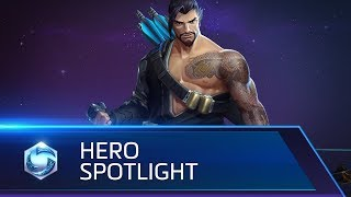 Heroes of the Storm - Hanzo Spotlight