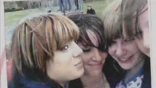 Colmers school 2004-2009 Megan & friends