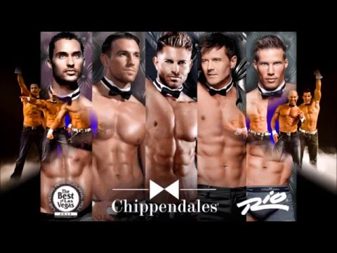 Chippendales about Total Knockout 2016