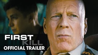 First Kill (2017 Movie) Official Trailer - Bruce Willis, Hayden Christensen