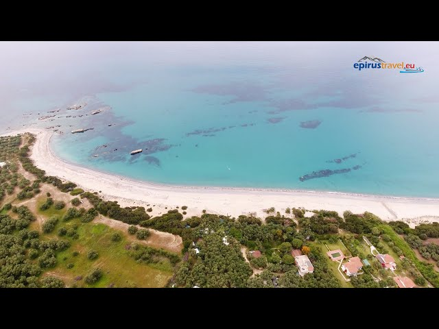 Lefka The unknown beach in Preveza