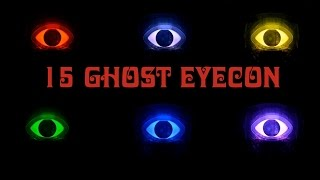 getlinkyoutube.com-DX Ghost Driver Sounds Hack P1 - All 15 First Ghost Eyecon 仮面ライダーゴースト アイコン