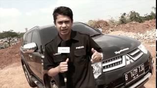 Mengenal Lebih Dekat Pajero Sport Dakkar 4X4 - Raja Mobil