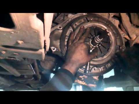 Авторемонт - такой, какой он есть! Mitsubishi Lancer X. У брата Жени.Часть 3- замена сцепления.