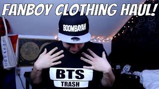 Fanboy Clothing *CHEAP* KPOP APPAREL!  | Reaction