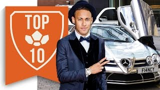 getlinkyoutube.com-Top 10 Highest Paid Footballers in the World