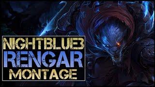 getlinkyoutube.com-Nightblue3 Montage - Best Rengar Plays
