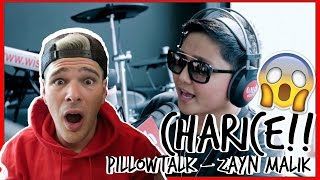 "getlinkyoutube.com-Charice covers ""Pillow Talk"" (Zayn Malik) LIVE on Wish 107.5 Bus"