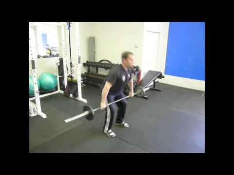 Barbell Complex - Fat Loss / Conditioning Workout