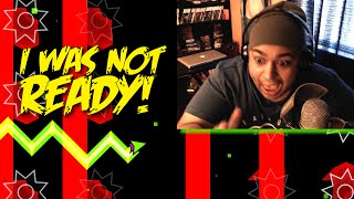 [HILARIOUS!] I WAS NOT READY!! [GEOMETRY DASH] [#14]