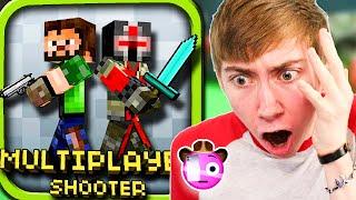 getlinkyoutube.com-PIXEL GUN 3D (iPhone Gameplay Video)
